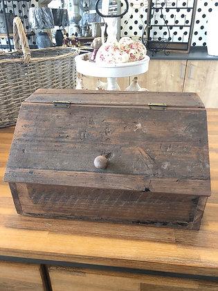 Holzkasten Holz Shabby