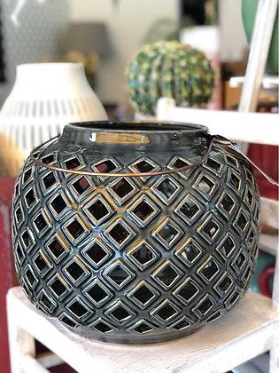 Windlicht Keramik