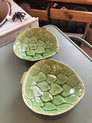 Schale  Teller Keramik