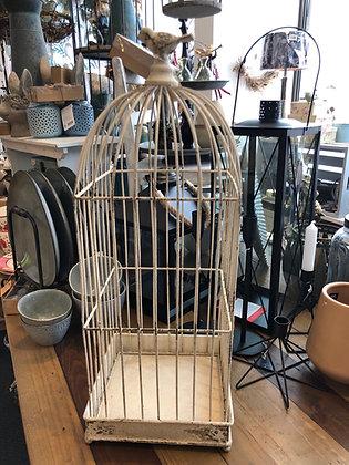 Vogelkäfig  Shabby  Metall  groß