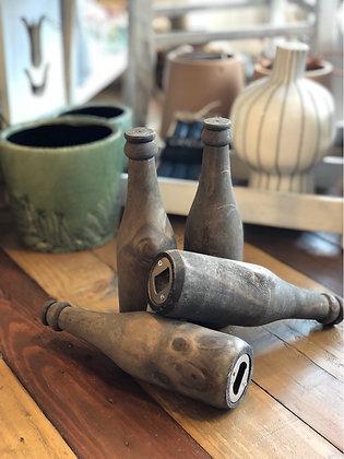 Flaschenöffner Holz