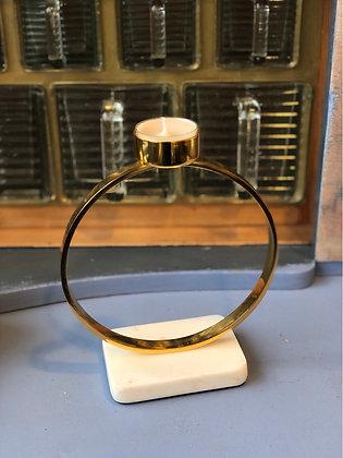 Teelichthalter Ring
