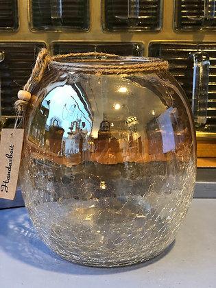 Windlicht -Vase