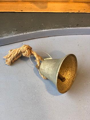 Glocke  klein silber