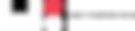 logo horizontal 2 lines white  red dot.p