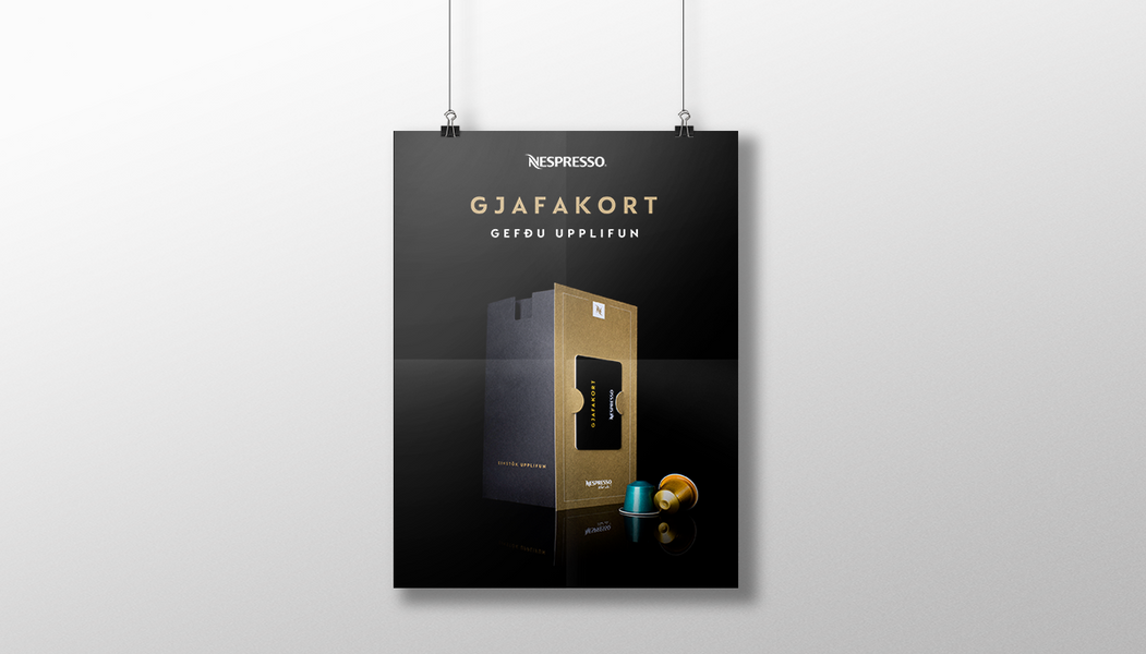 Nespresso adposter Gjafakort.png