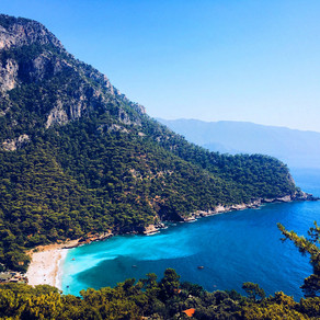 KABAK, the last undiscovered stretch of Turkey's Mediterranean coastline