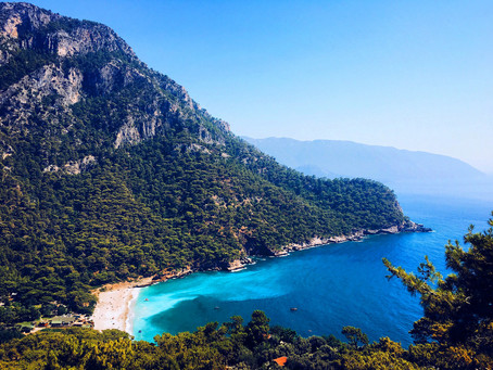 KABAK, the last undiscovered stretch of Turkey's Mediterranean coastline