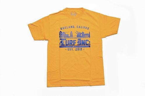 GOLDEN STATE WARRIORS x #TURFinc TEE