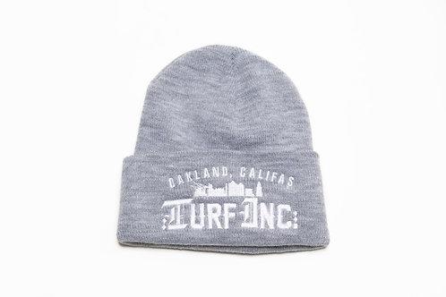 #TURFinc OG Beanie (Grey)