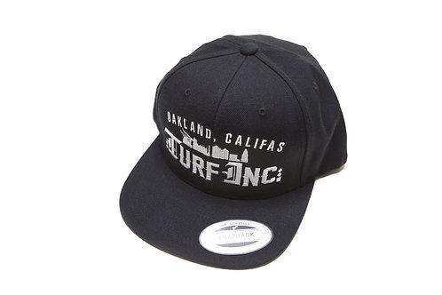 TURFinc OG Snapback (Black)