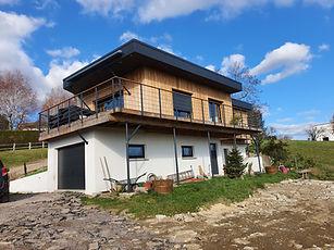 Maison ossature bois Auvergne Allier APconstruction 1