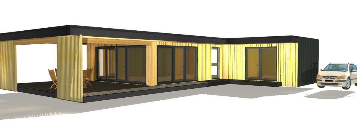 Maison bois APconstruction