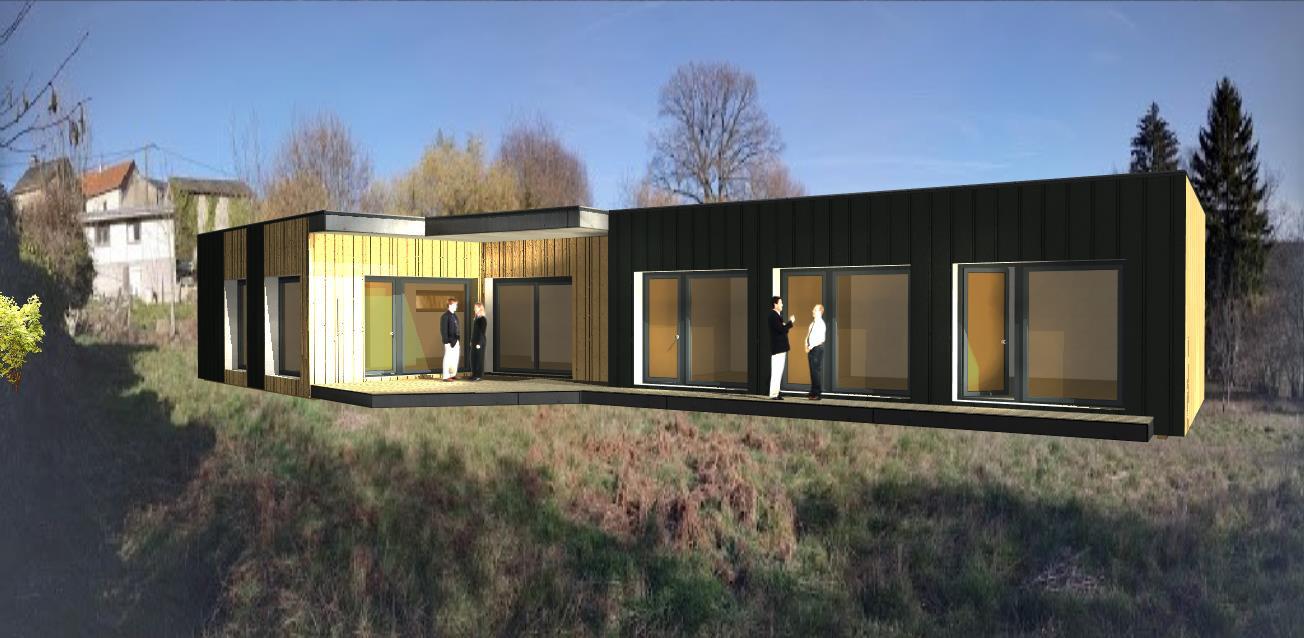Villa Guéret 138 m2