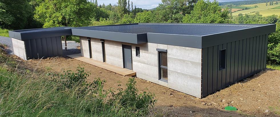 Maison Vichy APconstruction