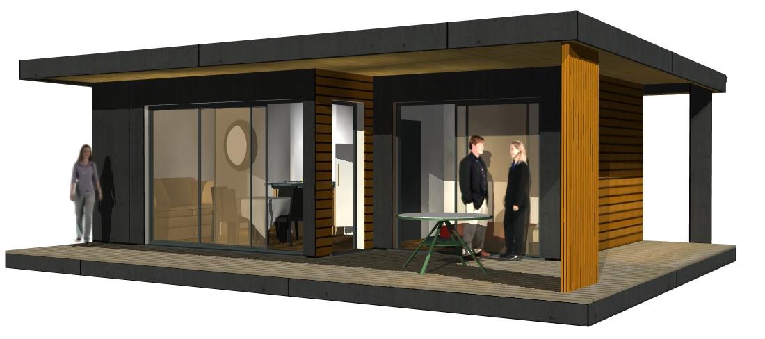 Studio 45 m2
