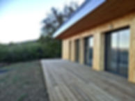 Issoire maison ossature bois APconstruction