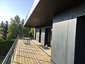 Veyre Monton maison ossature bois APconstruction