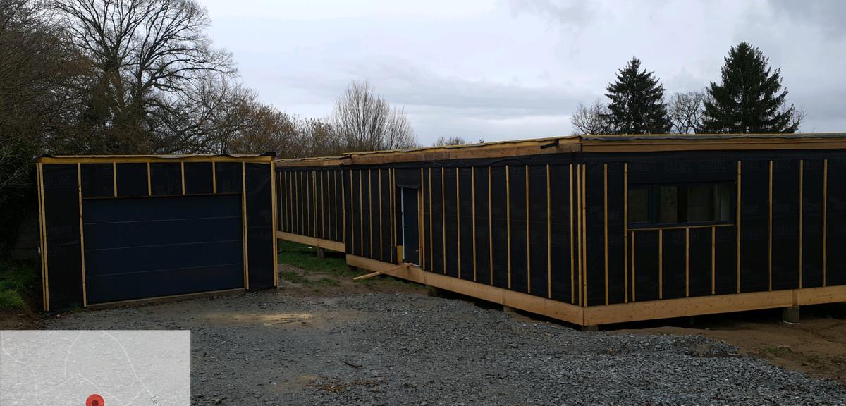 Maison bois Gueret APconstruction 1