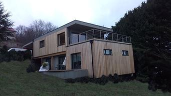 Maison ossature bois Auvergne APconstruction
