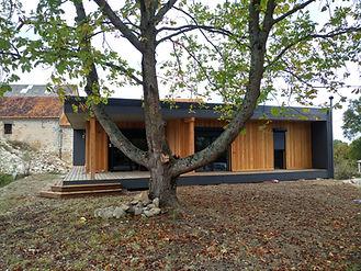 Autry maison ossature bois APconstruction