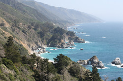 Highway 1 and Big Sur