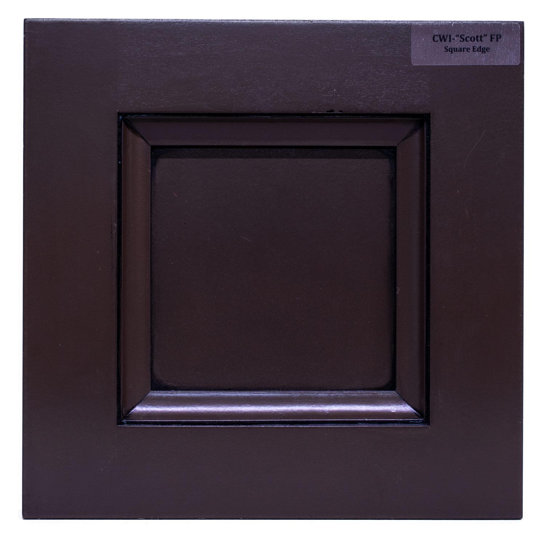 Scott Flat Panel Square Edge