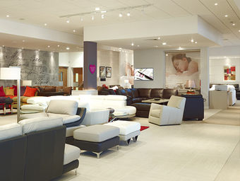 William duce ltd portfolio - Dfs furniture head office ...