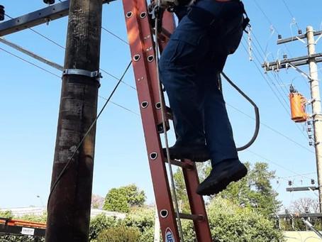 CERRP realiza curso interno para eletricistas
