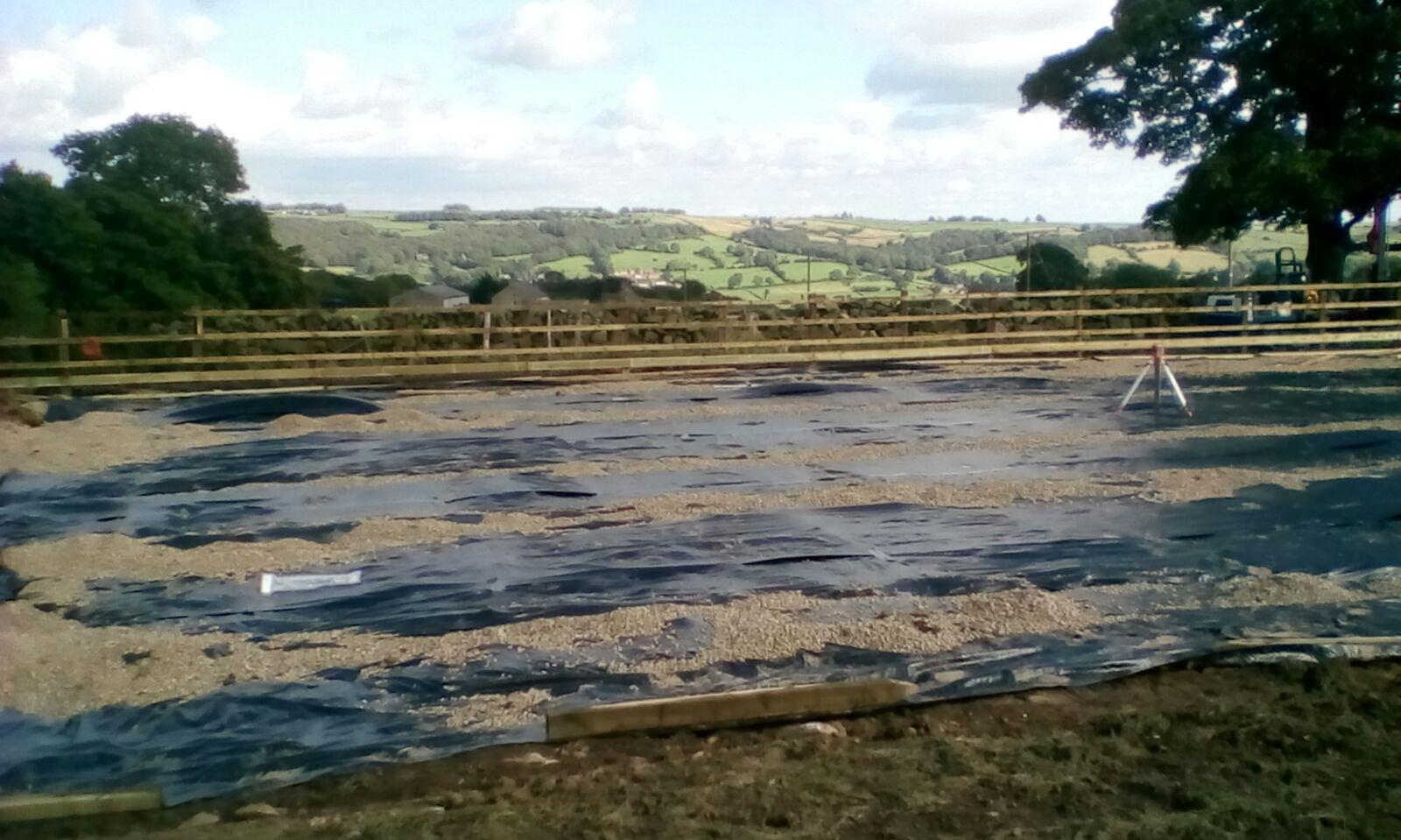 Equestrian arenas, Yorkshire