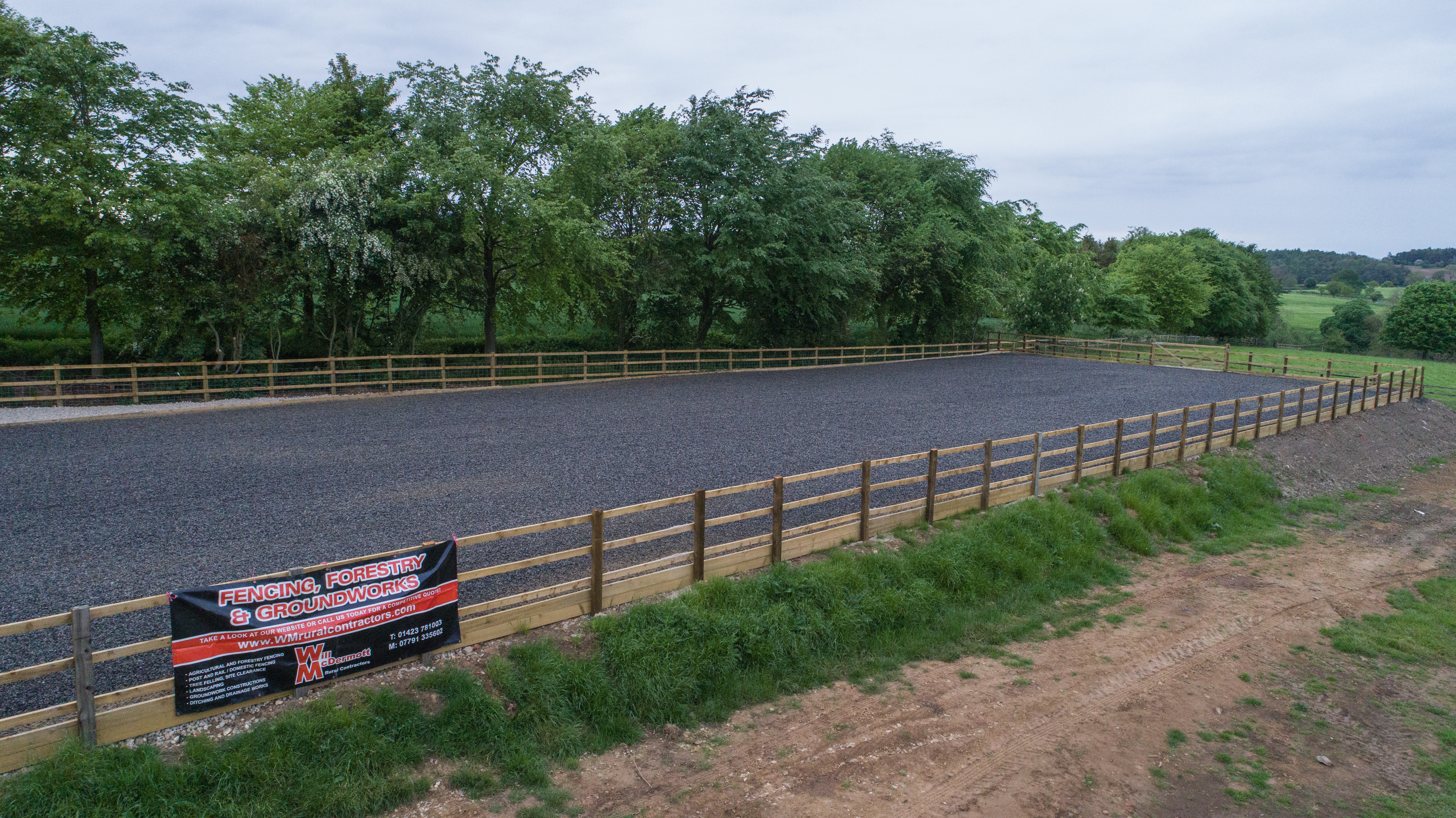 Equestrian arena Ripon