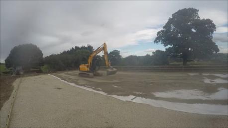Menage construction, Yorkshire