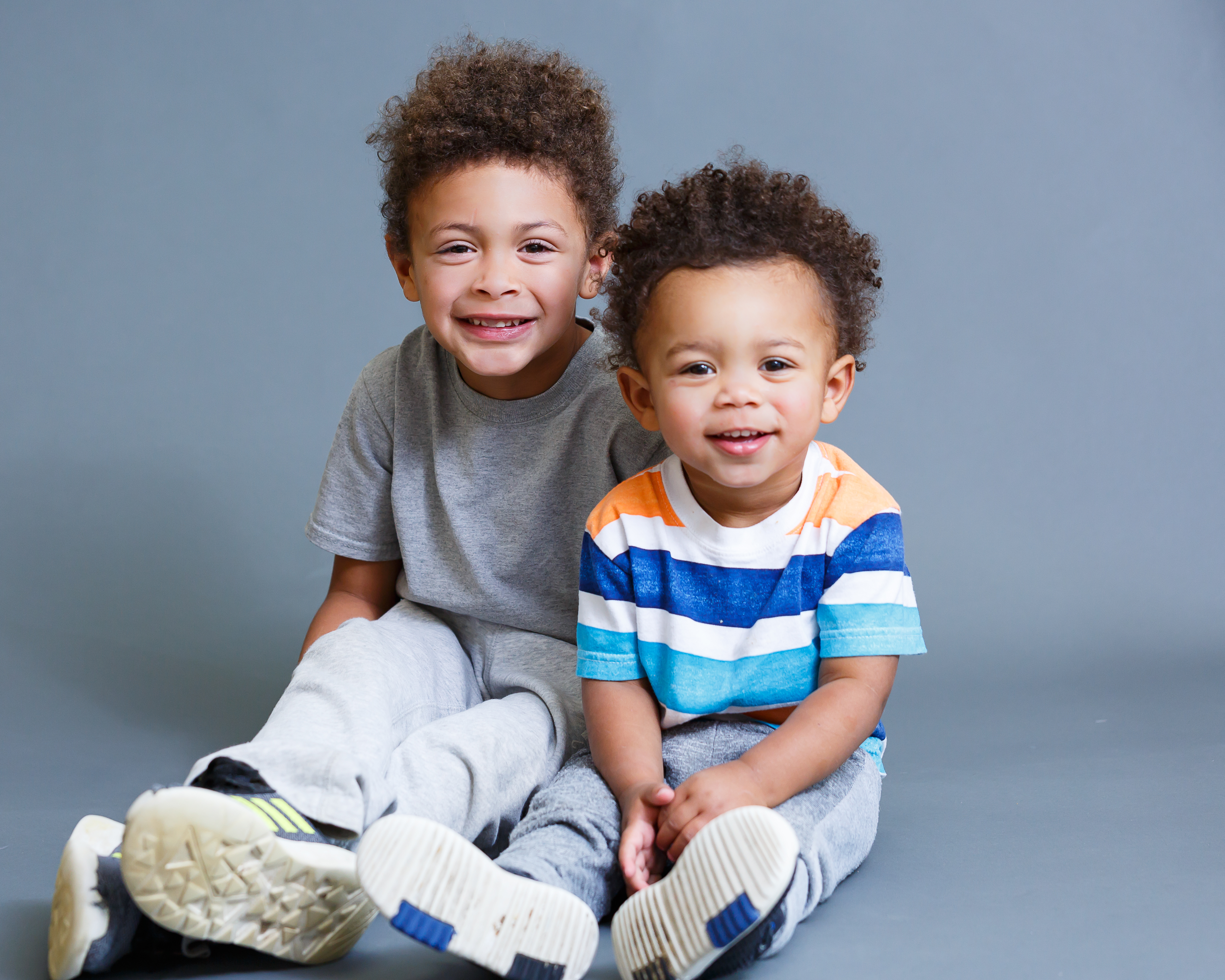 preschool brothers picture