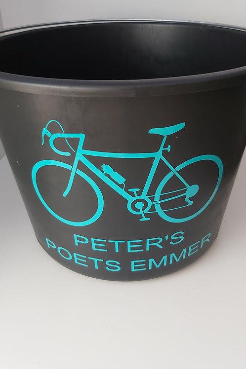 Peter's Poets Emmer 'Fiets'