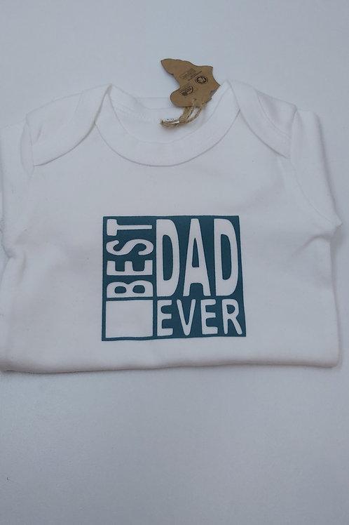 Romper: Best DAD ever