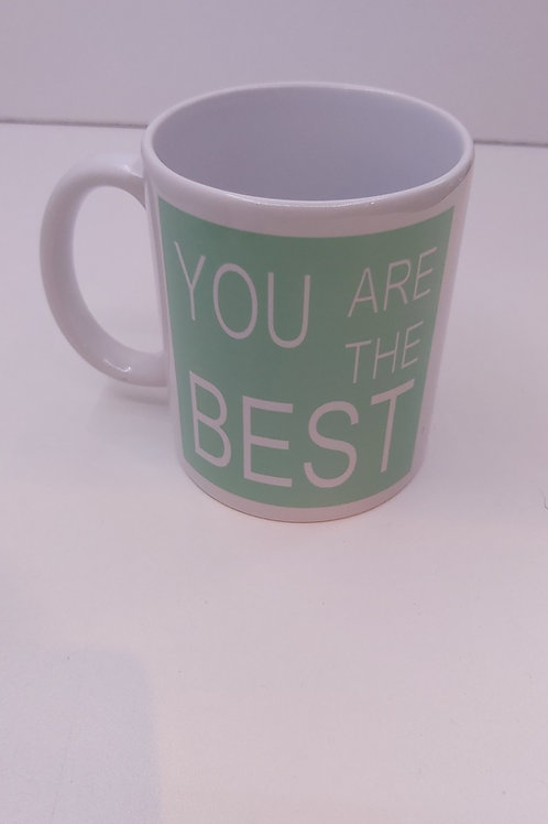 Mok met tekst: You are the Best