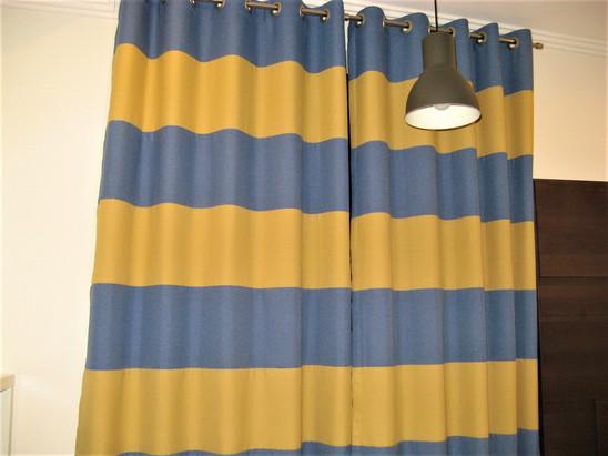 Сшивные шторы в детскую