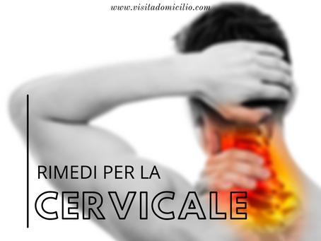 Il Dolore Cervicale: cosa evitare, rimedi e consigli utili