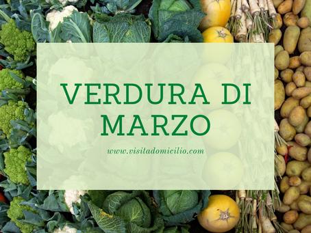 Verdura di stagione: quale preferire e quale evitare nel mese di Marzo