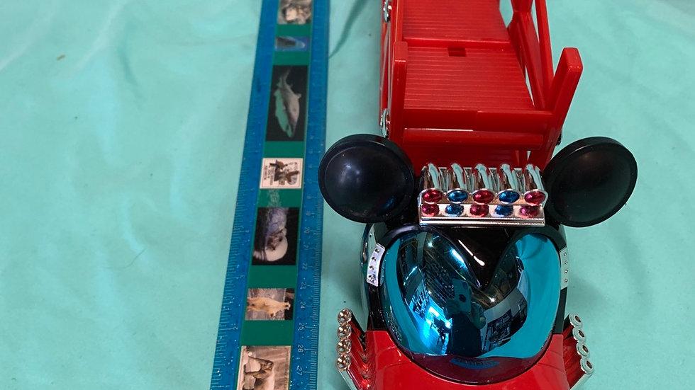 Disney racer Mickey Mouse transporter