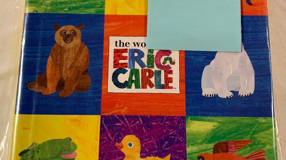 Busy book Eric Carle, 92