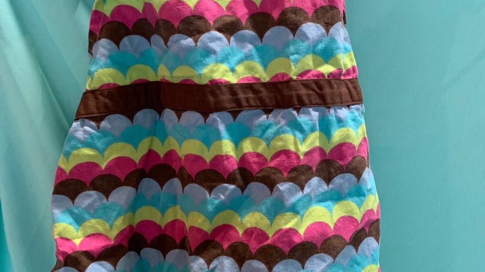 Kids apron multicolor