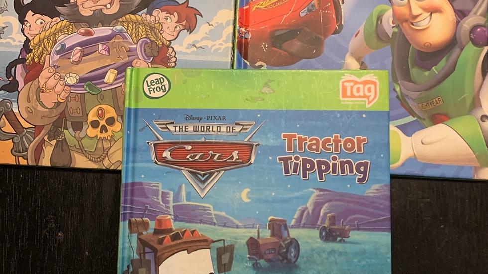 Leap frog tag hard back, 11