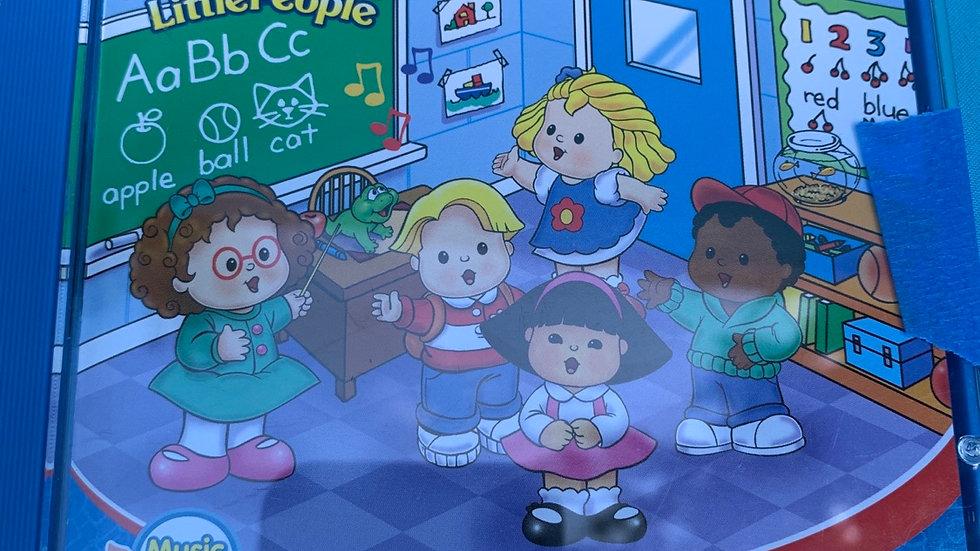 Little people cd