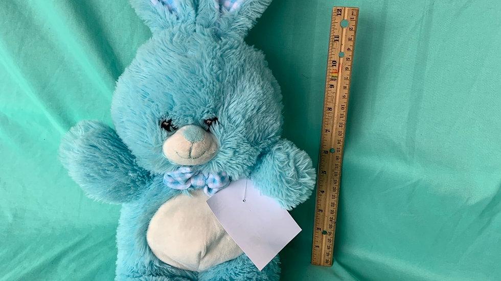 Blue bunny stuffy