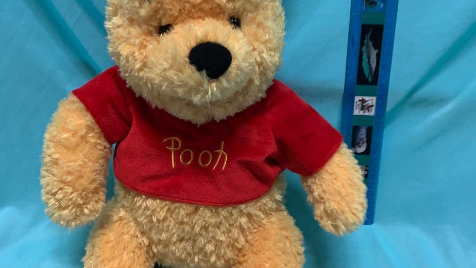 Pooh stuffed