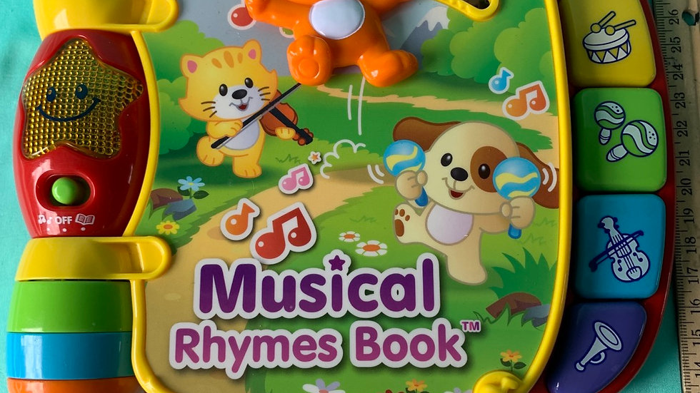 VTEC musical book
