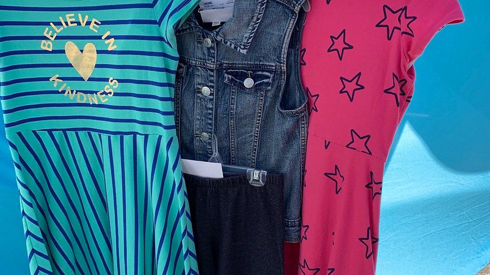Size 14–16,  Four piece