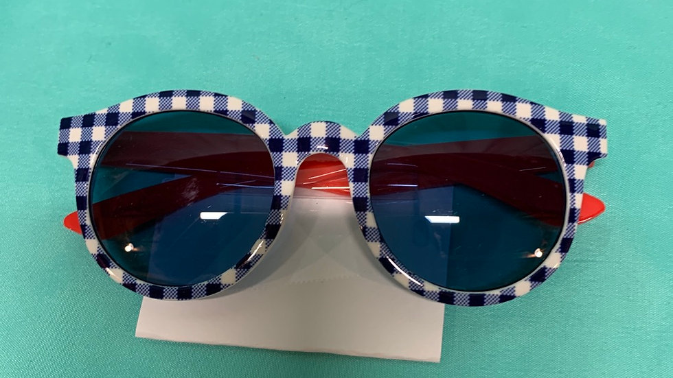 Red white blue toddler sunglasses