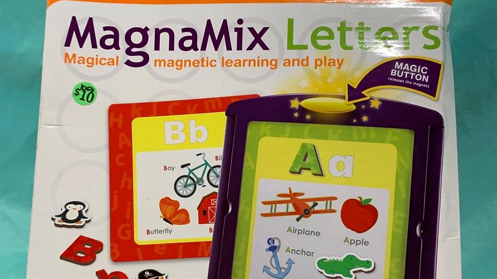 Manga mix learning